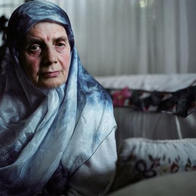 Alija Džananović. Srebrenica, Bosnia and Herzegovina. August 2012.